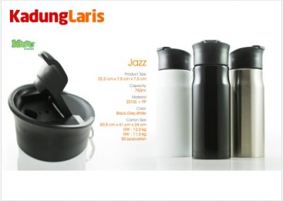 Jazz Stainless Bottle