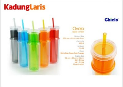 Ovolo Sipper Tumbler