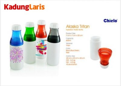 Tumbler Alaska Tritan Hydration Bottle