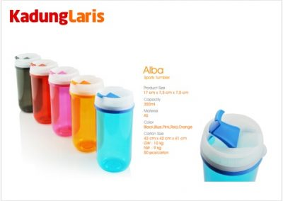 Tumbler Alba Sports Bottle