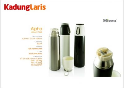 Tumbler Alpha Vacuum Flask