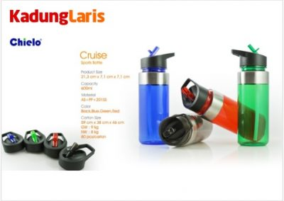 Tumbler Cruise Sports Bottle