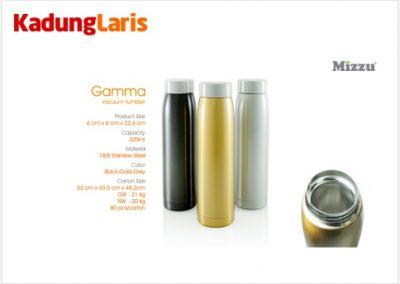 Tumbler Gamma Vacuum Flask