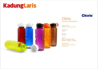 Tumbler Glory Hydration Bottle
