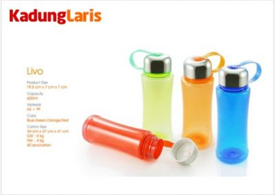 Tumbler Livo Sports Bottle