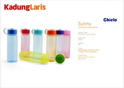 Tumbler Sunny Hydration Bottle