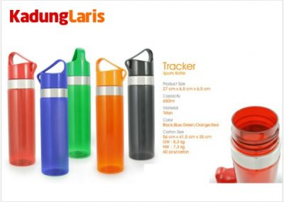 Tumbler Tracker Sports Bottle
