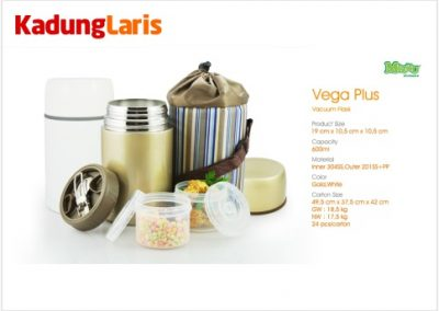 Vega Plus Vacuum Flask