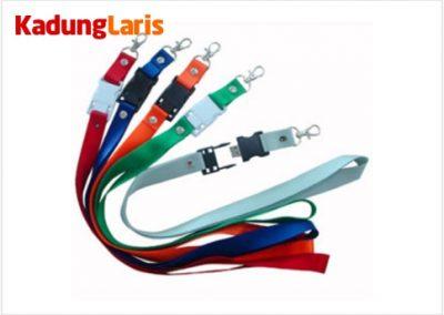 Flashdisk Plastik Lanyard SPC02