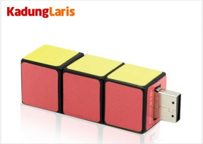 Flashdisk Plastik Magic Cube SPC25