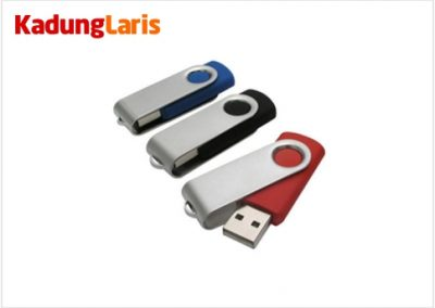 Flashdisk Plastik Swivel PL11