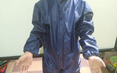 Distributor Baju APD Coverall Hazmat Suit di Jogja